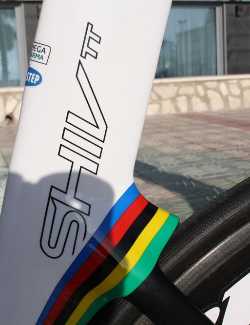 The Specialized Shiv TT was used by four of elite TT world champions in 2013 – not bad going