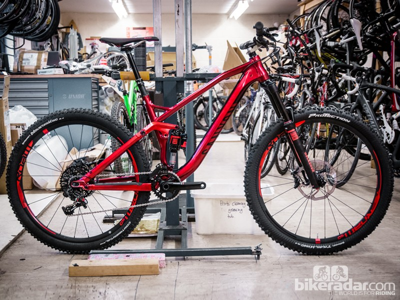 The Canyon Spectral Al 9.0 EX