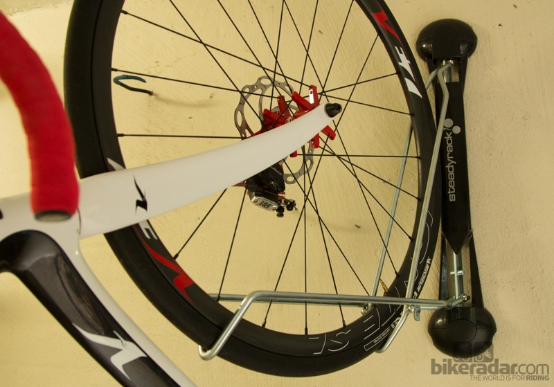 Steadyrack Classic bike rack: a smart storage solution