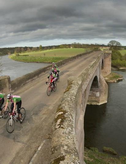The 440-mile Rat Race Road Trip links London and Edinburgh