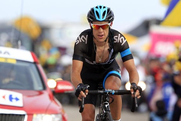 Richie Porte of Team Sky