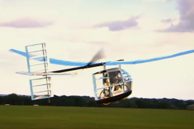 Speed with Guy Martin: Episode 3 - Human Powered Aircraft