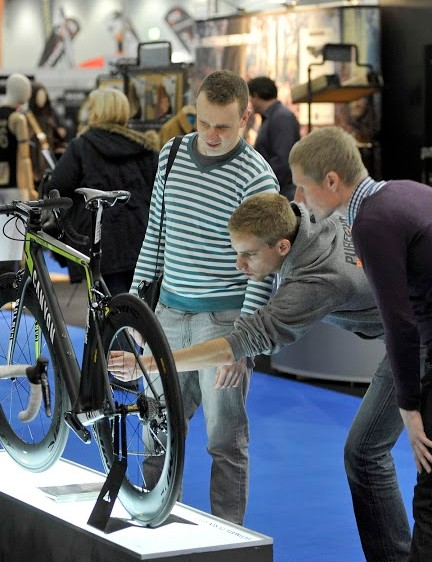 Canyon will be exhibiting at the London Bike Show