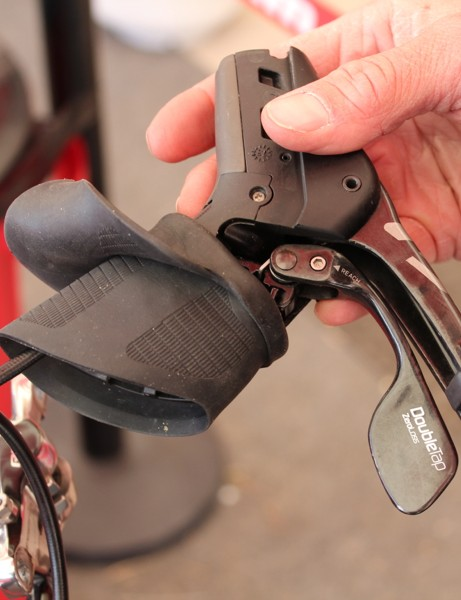 SRAM and bike shop mechanics have been busy pulling HydroR levers off of bikes