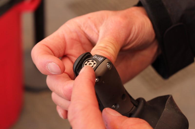 The HydroR bleed port was one of three things that caused SRAM to issue a recall