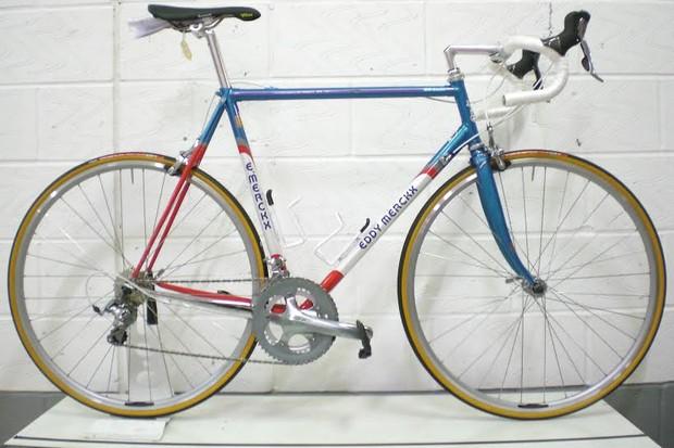 Condor's version of the Motorola's Eddy Merckx