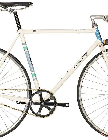 The Condor Classico at the heart of the replica bikes for the new Armstrong film