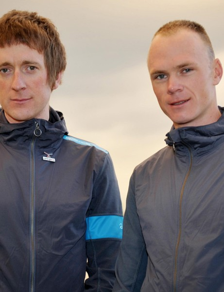 Tour winners Bradley Wiggins and Chris Froome (both Team Sky) will ride on Stages Power meters in 2014