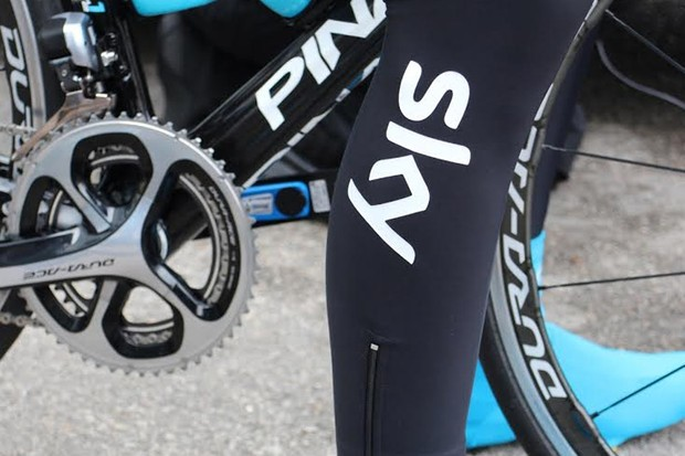 Team Sky will uses Stage Power meters in 2014