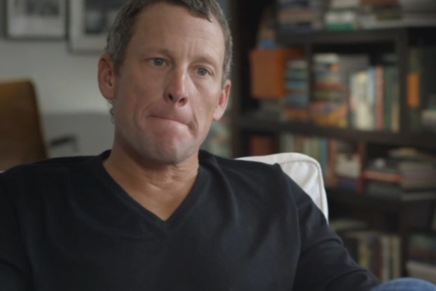 The Armstrong Lie documentary is released in the UK on 31 January