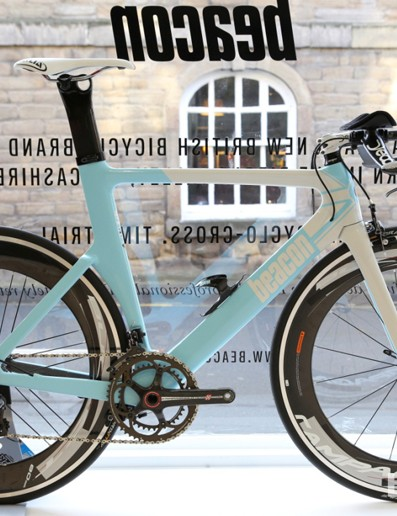The BF_55 TT bike is for those who want to go as fast as humanly possible