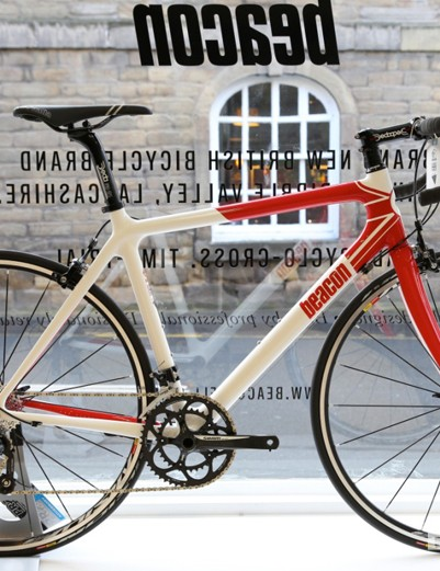 An ideal bike for the enthusiast: the BF_60 looks like a solid package