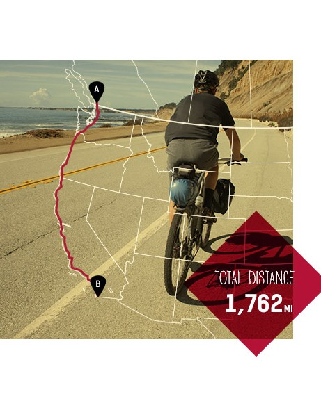 The Pacific Coast Highway runs from Vancouver, British Columbia south to Imperial Beach, California
