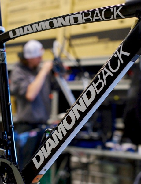 Diamondback is jumping into the road racing game for the first time with Optum Pro Cycling