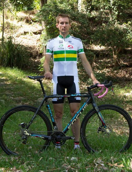 Nick Both is one of the Australian's heading over to the Cyclocross World Championships as part of the first National team