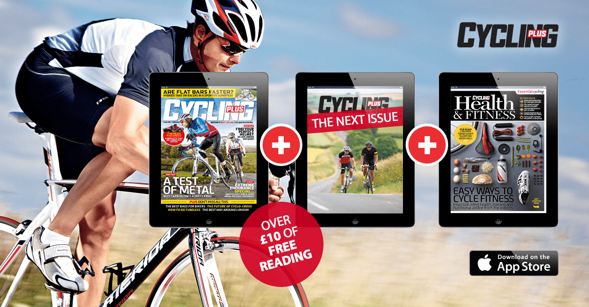 Get Fit in 2014 with our FREE Health & Fitness Guide and 2 issues of Cycling Plus!