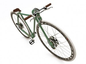 De Giusti, il designer italiano per i suoi modelli si ispira al velocipede.