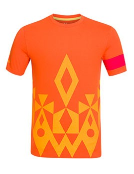 The Rapha King of Willunga Hill T-shirt (£40) from the brand's Supporters' range