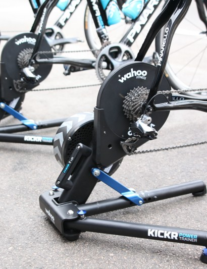 The Wahoo can be used as a standard resistance trainer without power, but requires electricity for the specific wattage control