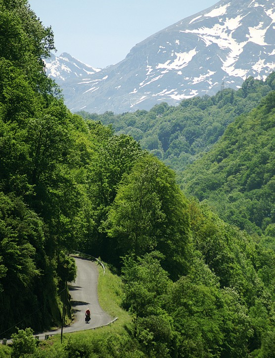 Road cyclists seeking a challenge should head to the Pyrénées