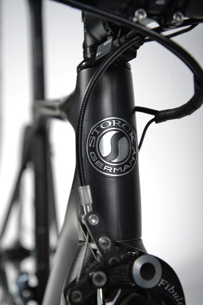 The Storck Aernario Signature edition has THM Fibula brakes