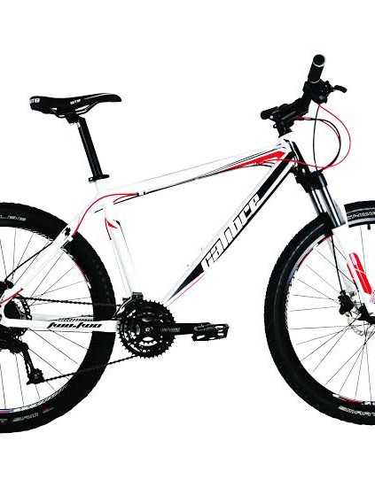 Entry-level Calibre Two.Two mountain bikes have been selling like hotcakes at GO Outdoors