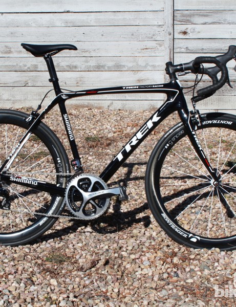The Domane Classics Edition only comes in the sizes used by Trek Factory Racing