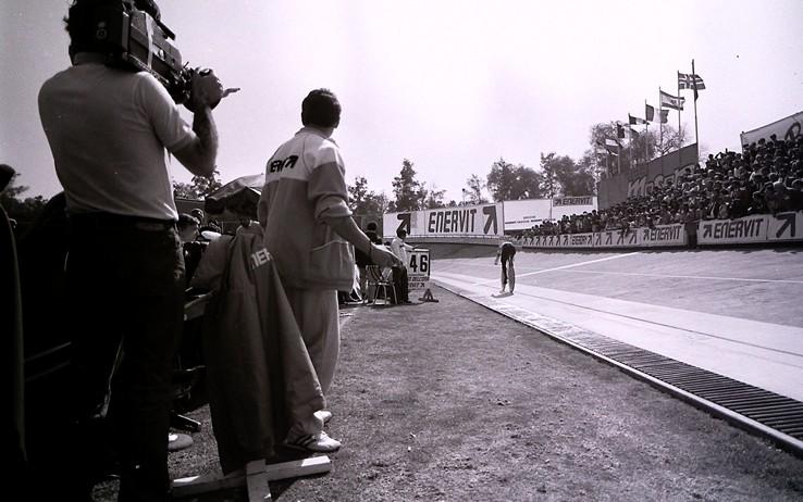 Moser segna un nuovo record dell'ora a Città del Messico