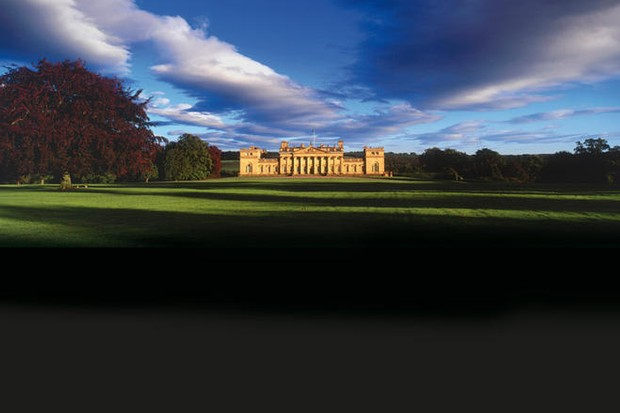 Harewood House on the Tour de France route will host the Festival of Cycling in July