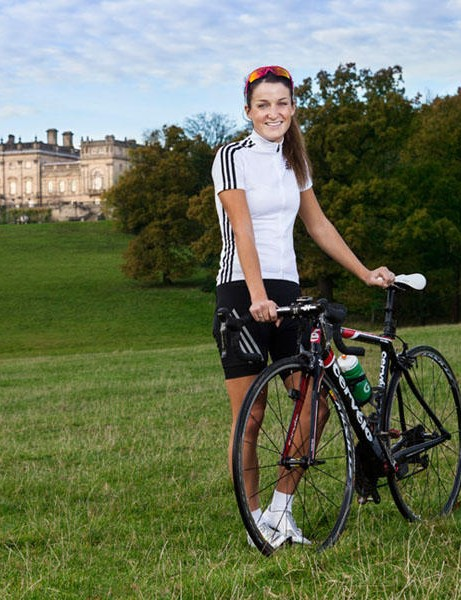Olympic silver medallist Lizzie Armistead, a Festival of Cycling ambassador, is from just down the road in Otley