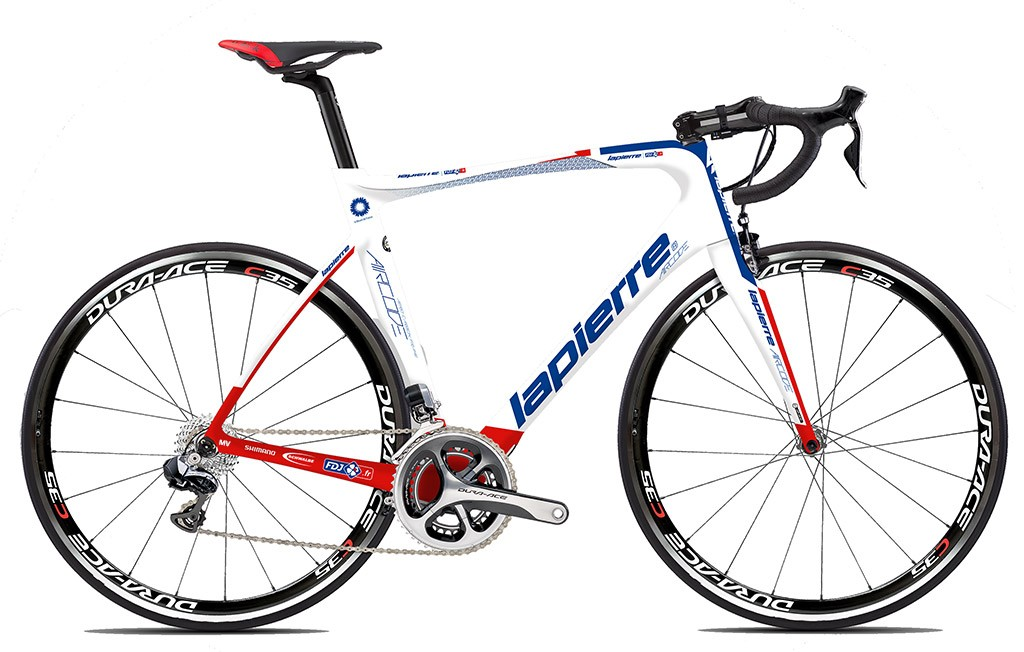 The Lapierre Aircode - the French brand's first foray into dedicated aero bikes