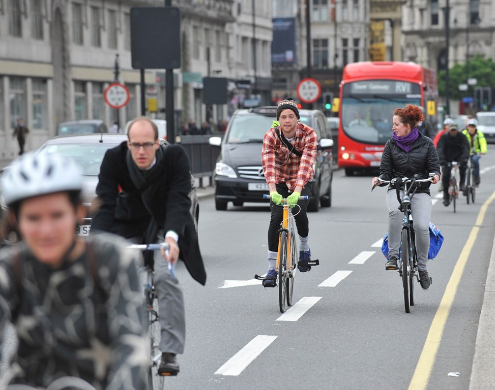 London's cycle commuters will benefit from £17.3m extra to improve cycle safety and parking