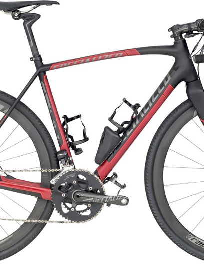 Production of the CruX Expert EVO Di2 will be limited to 100 bikes