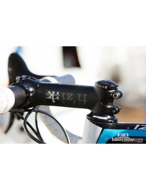 fi'zi:k  supply the handlebar, stem, seatpost and saddle to team AG2R