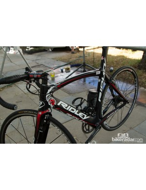 Hey Greipel... your team called and said they want some bikes too