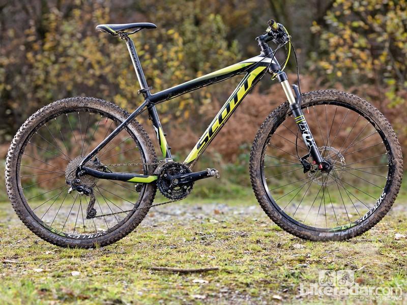 8628be5d40c Scott Scale 750 - BikeRadar