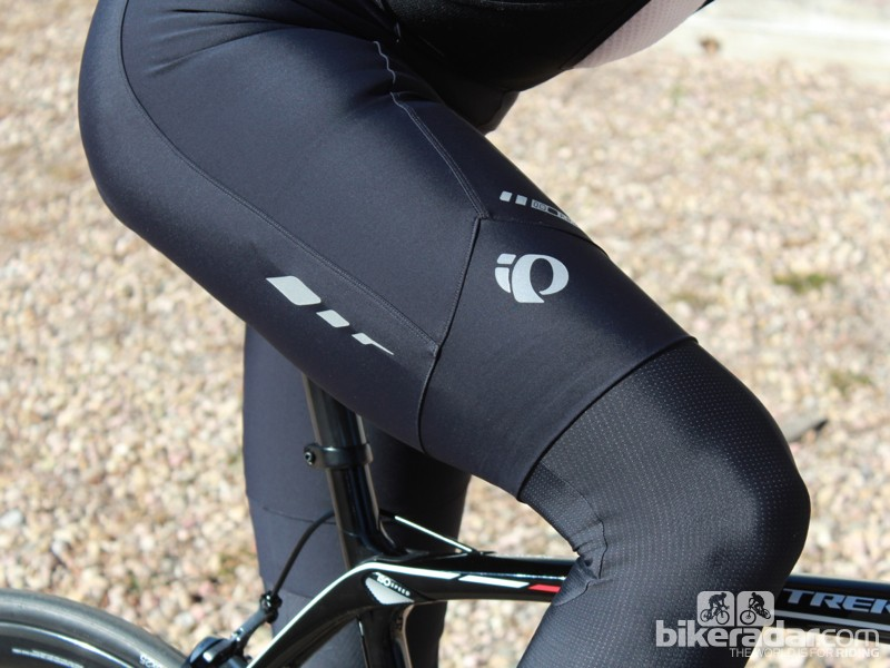 The inseam is relatively long on the P.R.O. In-R-Cool, at 9in (23cm) in size medium. This is a size large on a 6ft (183cm) rider