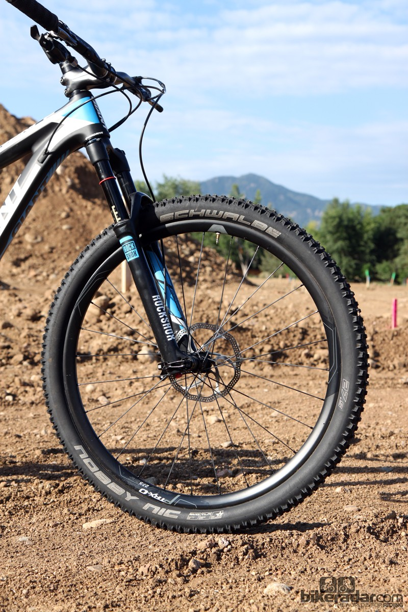 Giant is one of many companies jumping headfirst into the 27.5in wheel market
