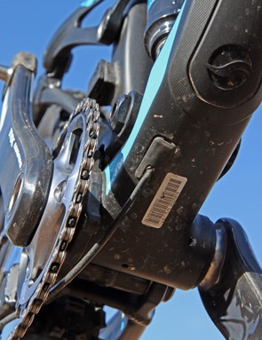 Internal rear brake routing may be a pain to set up (thankfully it's done at the factory) but it also means the hose is generally well protected from impacts