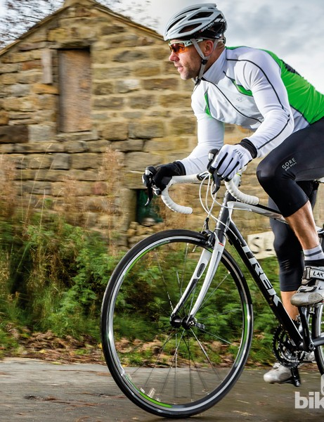 The Trek Domane 2.3 has a uniquely smooth ride