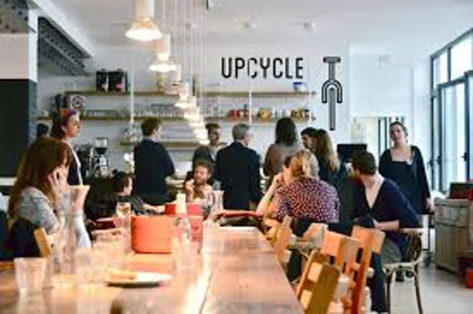 L'Upcycle Cafè, Milano