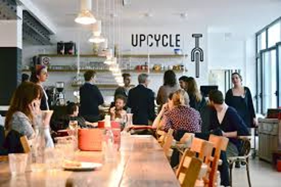 L'Upcycle Cafè, Milano