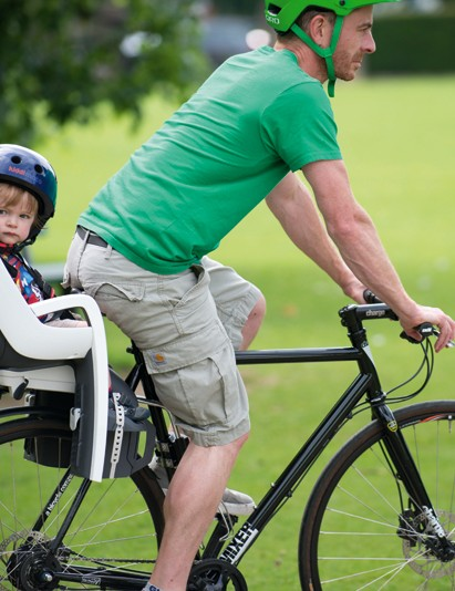 All aboard! The best child bike seats reviewed
