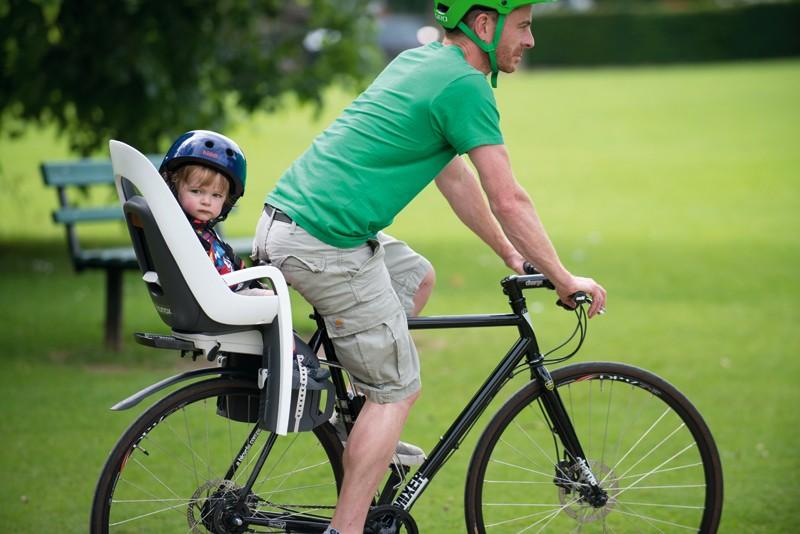 toddler bike seat attachment
