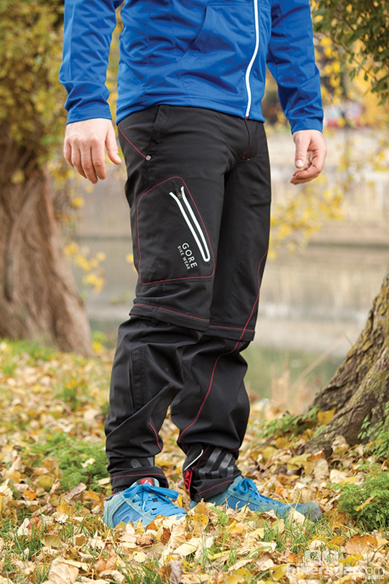 Gore Fusion 2.0 Windstopper trousers