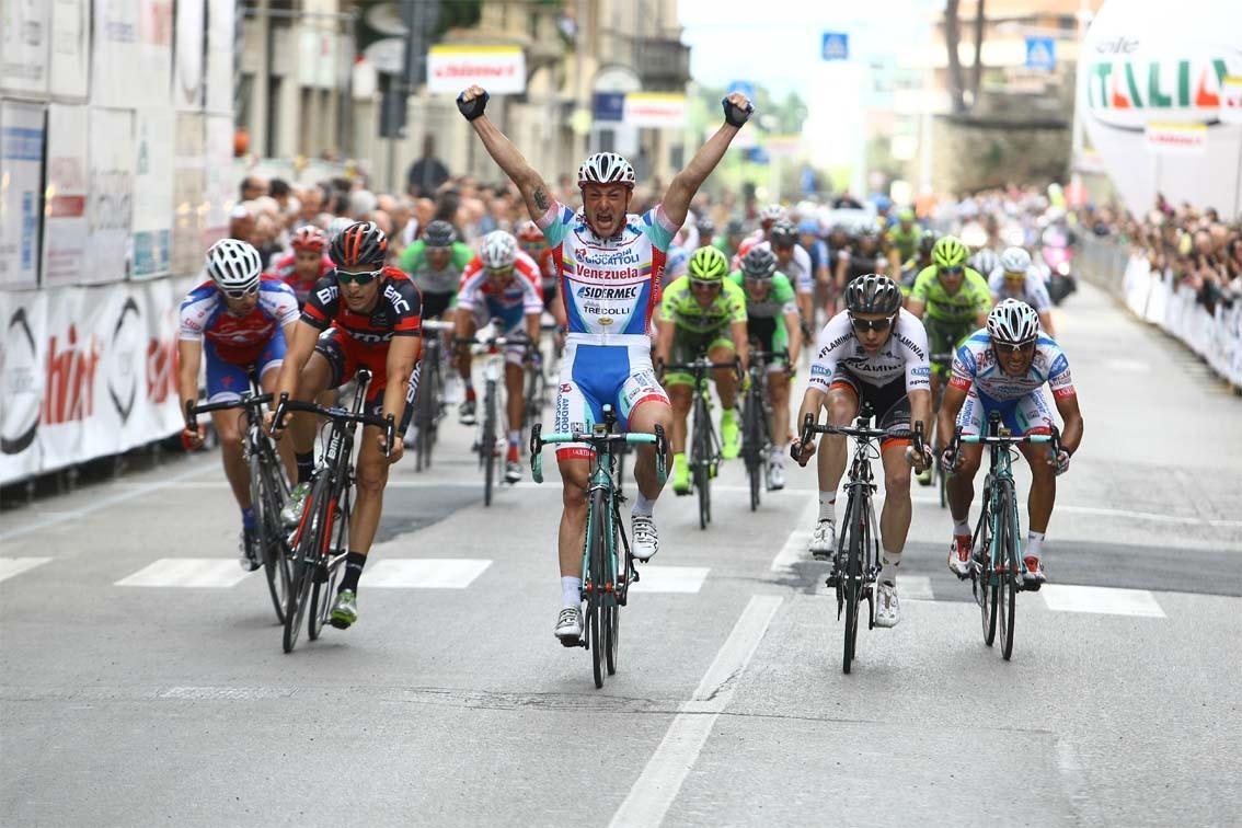Mattia Gavazzi vince il Giro della Toscana 2013
