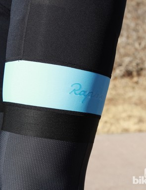 At 168g in a Medium, Rapha's Lightweight bibs are indeed lighter than Rapha's 214g Classic bibs