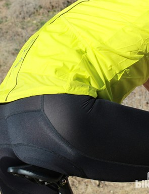 Chamois placement —always a critical factor in a good pair of bibs —is spot on with the Lightweight bibs