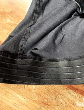 The Lightweight bibs get a redesigned gripper for 2014