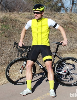Can you see us now? Rapha goes big for 2014 with the loud yellow it calls chartreuse